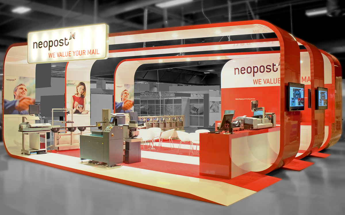 Excellent Exhibition Stand Design : Exhibition stand design at its best ox p