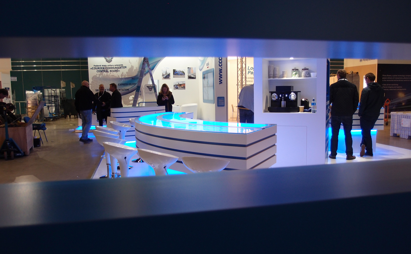Stand Design For Exhibition : Exhibition stand design ox p