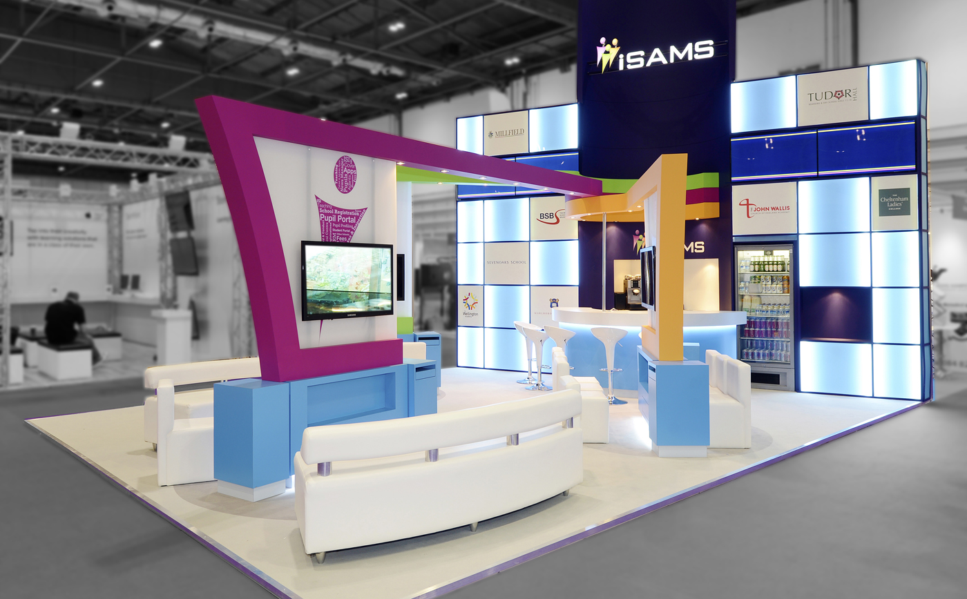 Best Small Exhibition Stands : Exhibition stand design ox p